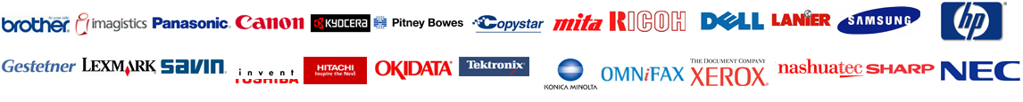 Copier Lease San Francisco Supported Brands